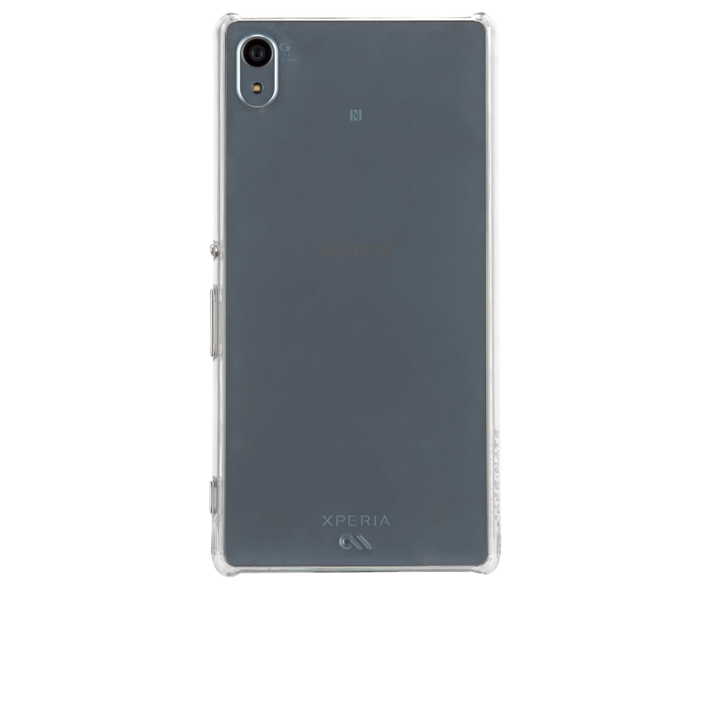 Sony Xperia Z4 Clear Barely There Case - image angle 7