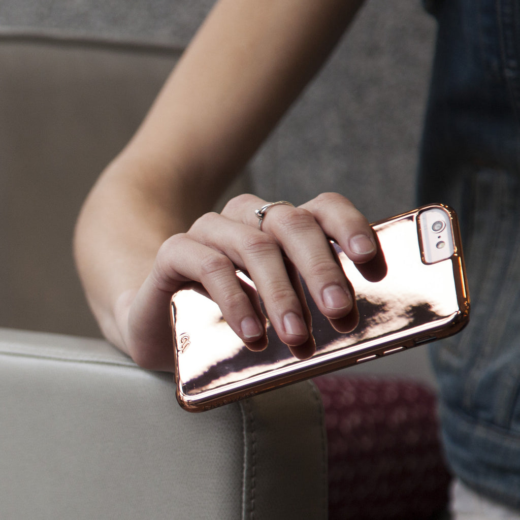 Barely There Case - Rose Gold