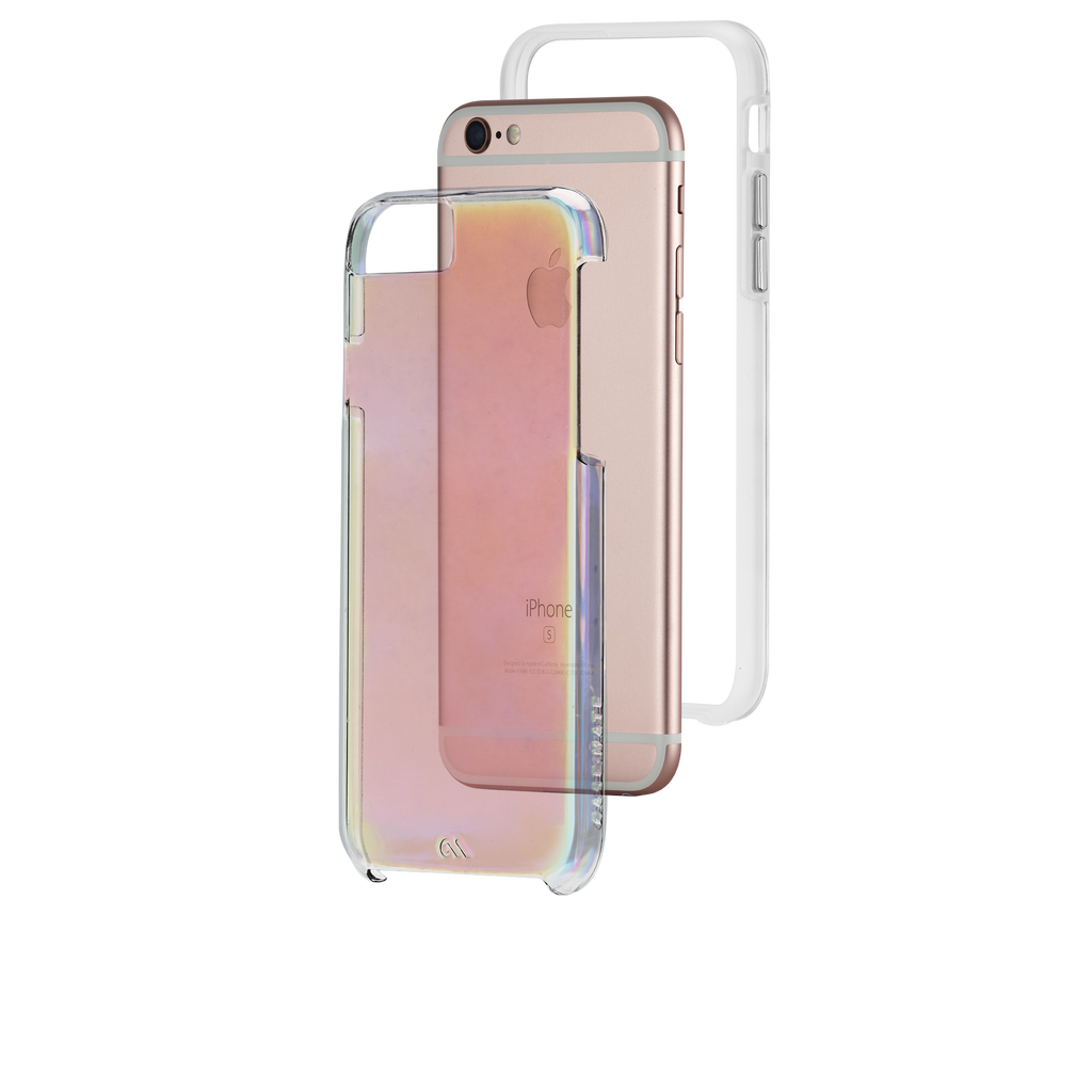 iPhone 6/6s Iridescent Naked Tough - Iridescent Case - image angle 8