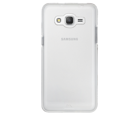 Samsung Galaxy Grand Prime Naked Tough Case - Clear