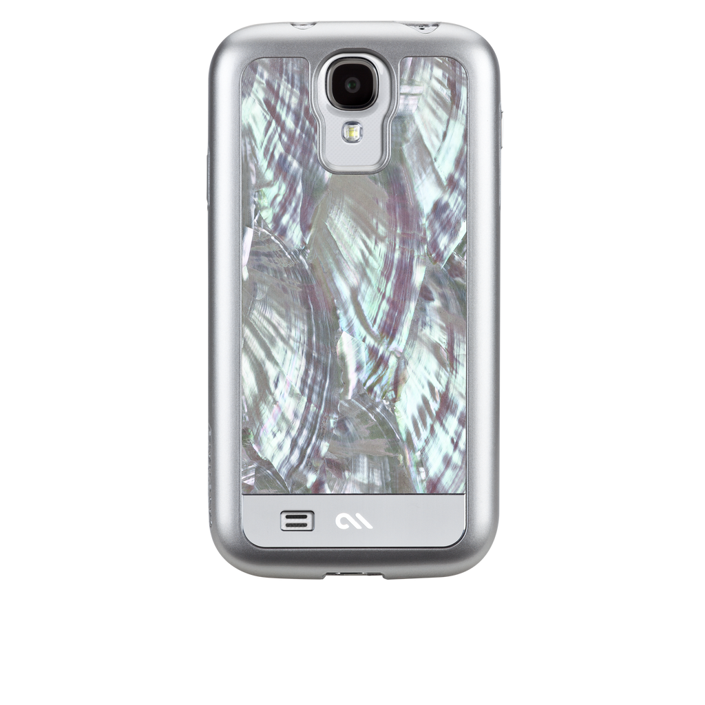 Samsung GALAXY S4 Silver Pearls Case - image angle 7
