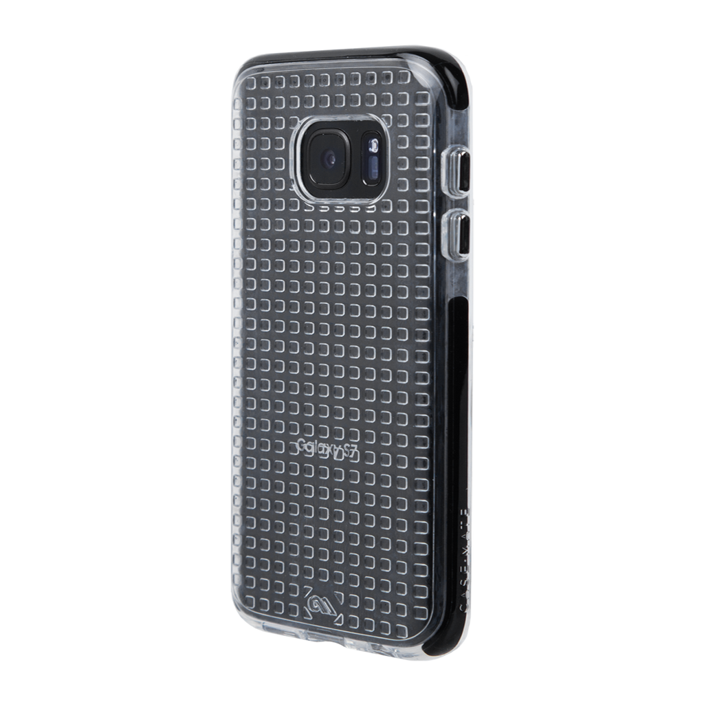 Tough Air Case - Black & Clear