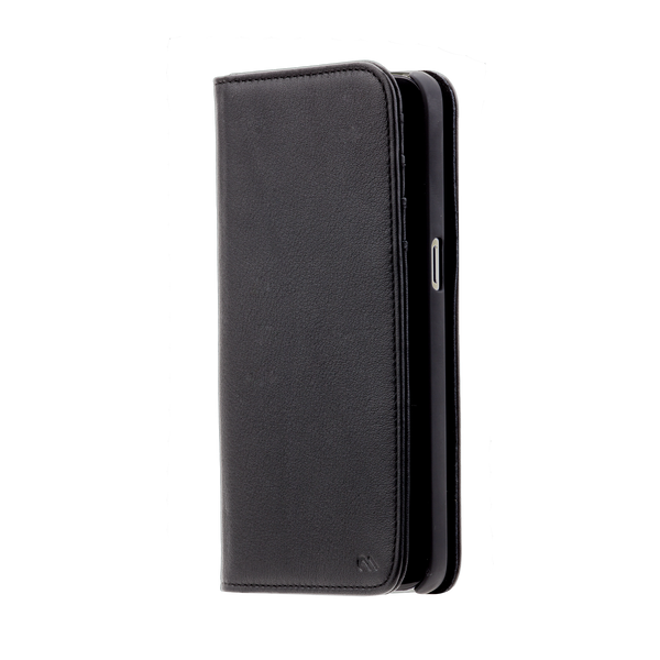 Wallet Folio Case - Black