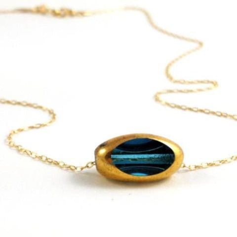 Retro Necklace, Surfside - LilahV