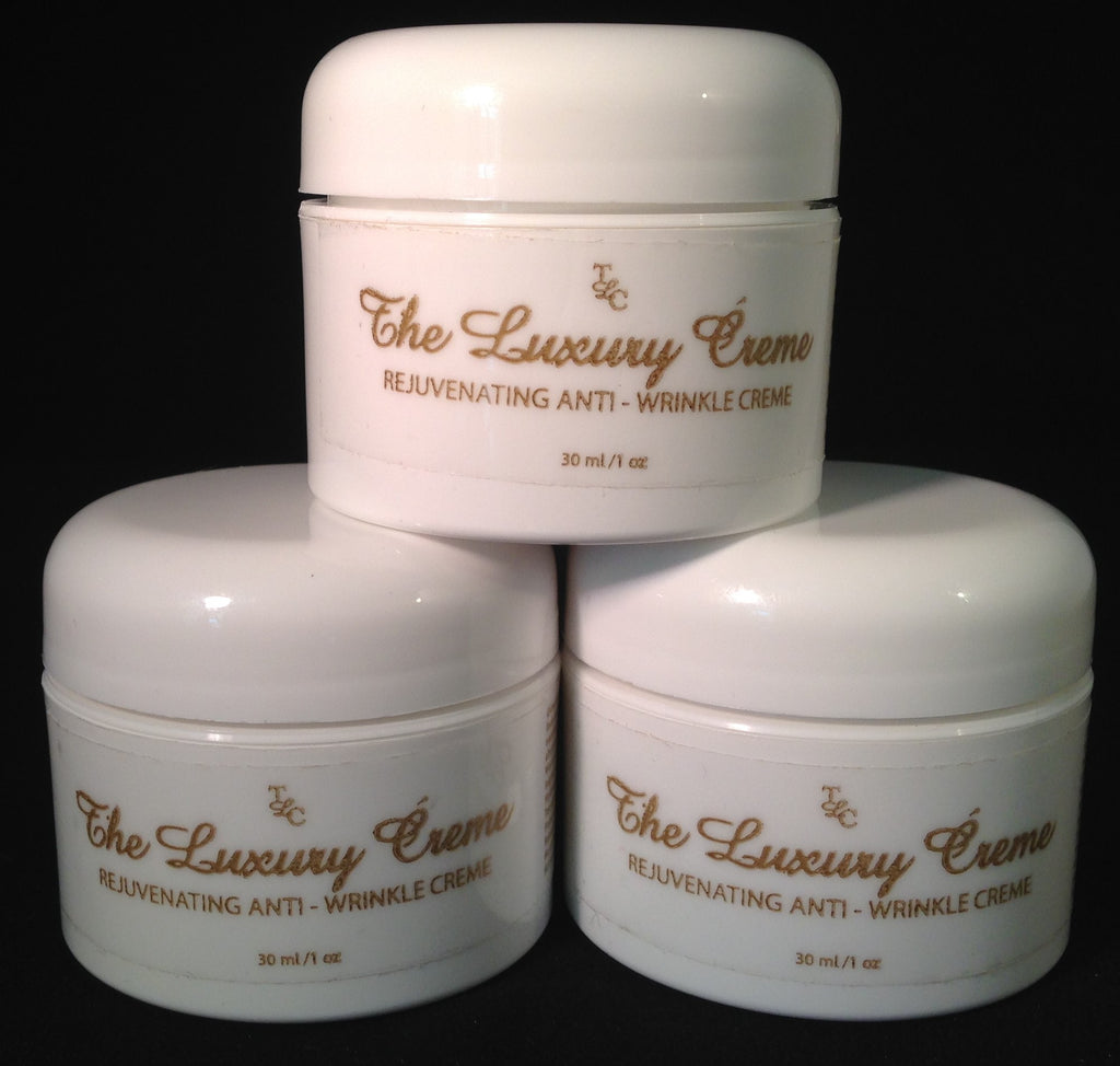 The Luxury Creme (3 Jar Pack)