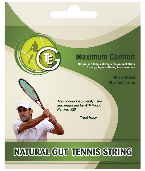 Tennis Elbow Grease Natural Gut String