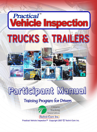 Practical Vehicle Inspection Participant Manual