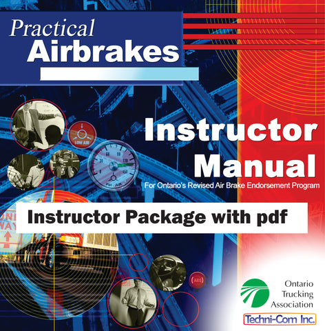 Practical Airbrakes – Instructor Manual and Slides