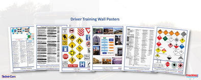EDS Wall Posters, Set of 6