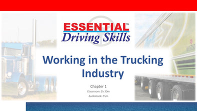 Essential Driving Skills – Classroom Presentations, Chapter Format (EDS-PKG-CH)
