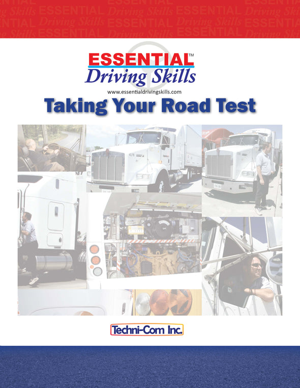 EDS-TYRT Essential Driving Skills - Taking Your Road Test