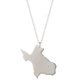 City State Necklace