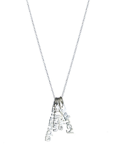Hanging Name Necklace-4