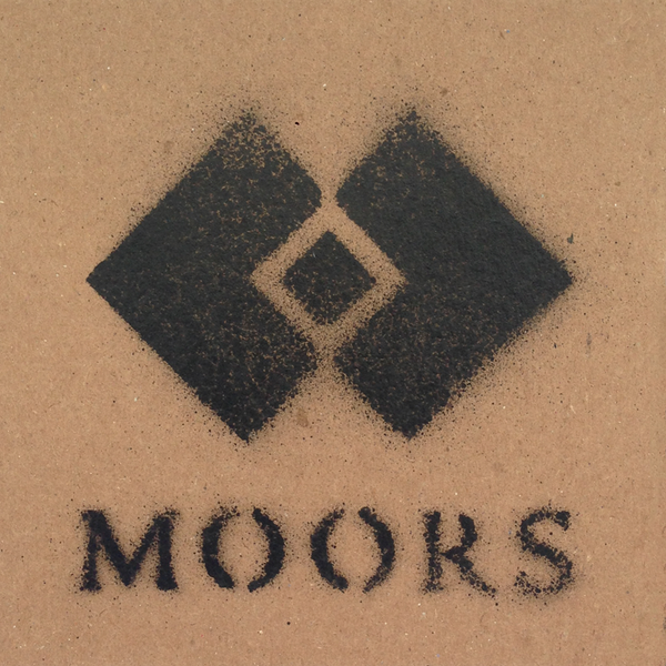 MOORS - Moors EP (Limited Edition CD)