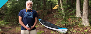 Testimony from a New TRAK Paddler – Bruce Unterman