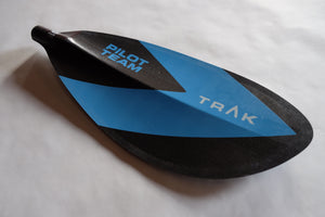 Exclusive TRAK Pilot Team Edition 4 piece paddle