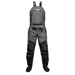 Breakwater Bib 2.0 Paddling Pants XS / CHARCOAL Level Six ?id=14678013575248