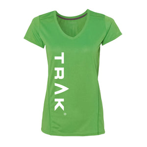 TRAK Women's T-Shirt & Hat Bundle