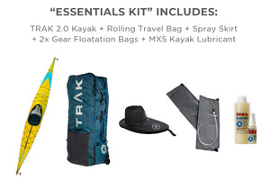 TRAK 2.0 Ultimate Touring Kayak (Deposit or Full Payment)