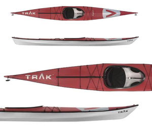 TRAK 2.0 Ultimate Touring Kayak - Reserve with Deposit ONLY