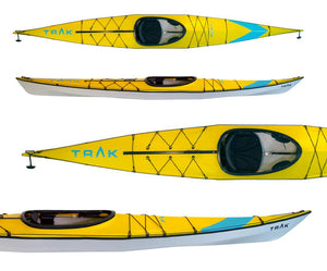 #2 [Owner Upgrade Edition] TRAK 2.0 Ultimate Touring Kayak - Reservation Deposit