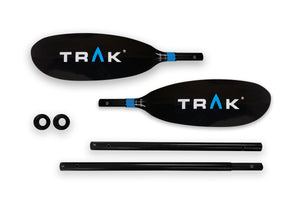 TRAK Quadra 4pc Paddle by Nimbus