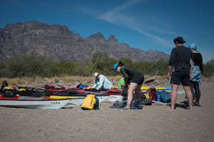 TRAK Tour - Baja Expedition Skills Progression Camp: March 14-21, 2020