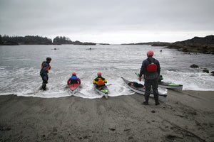 TRAK Surf Camp - Tofino BC Canada: May 21-25, 2020