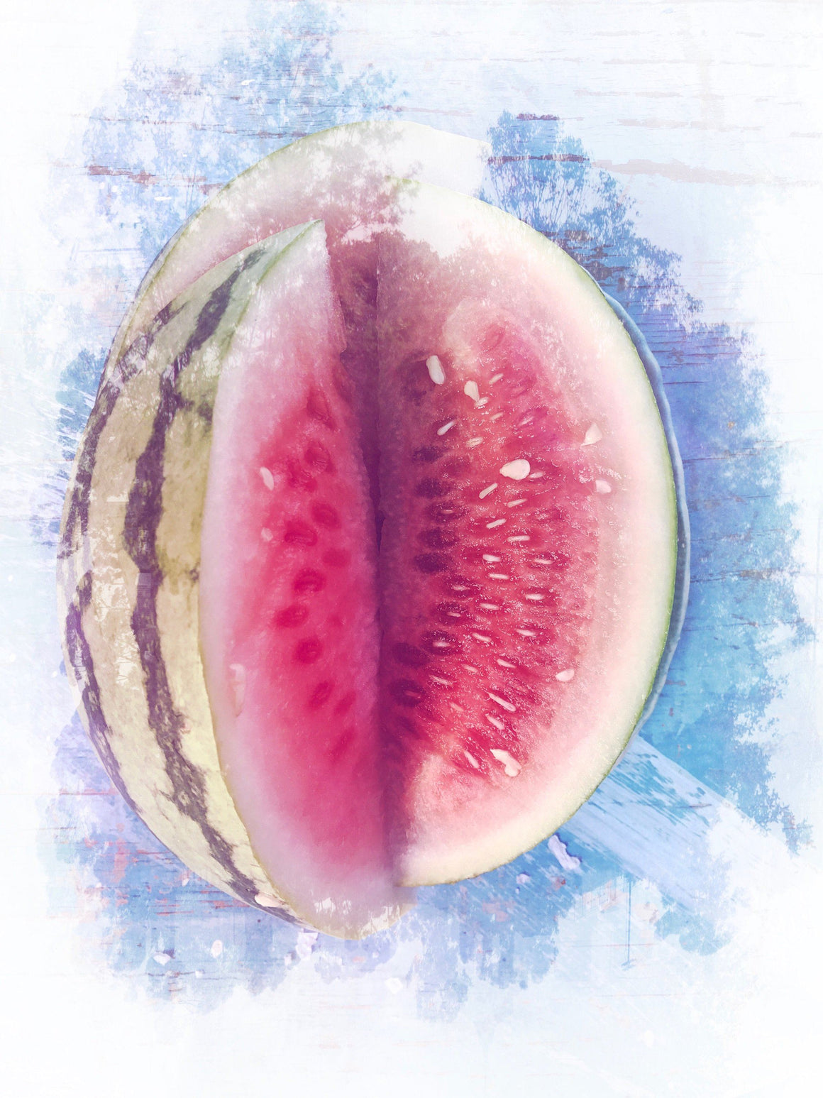 Watermelon - David Loftus Print Shop