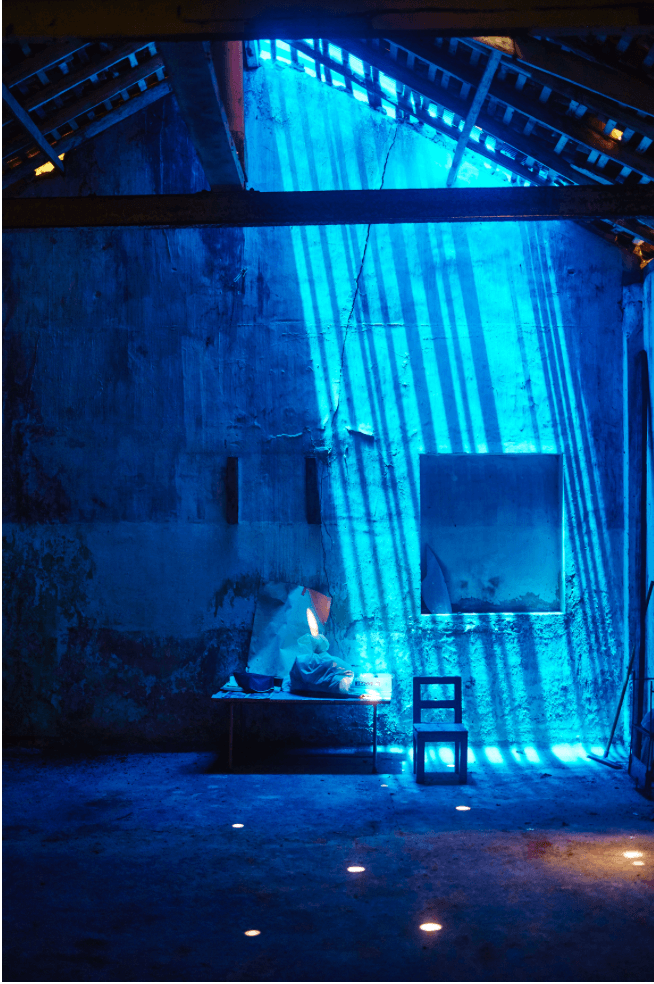 Blue Room - David Loftus Print Shop