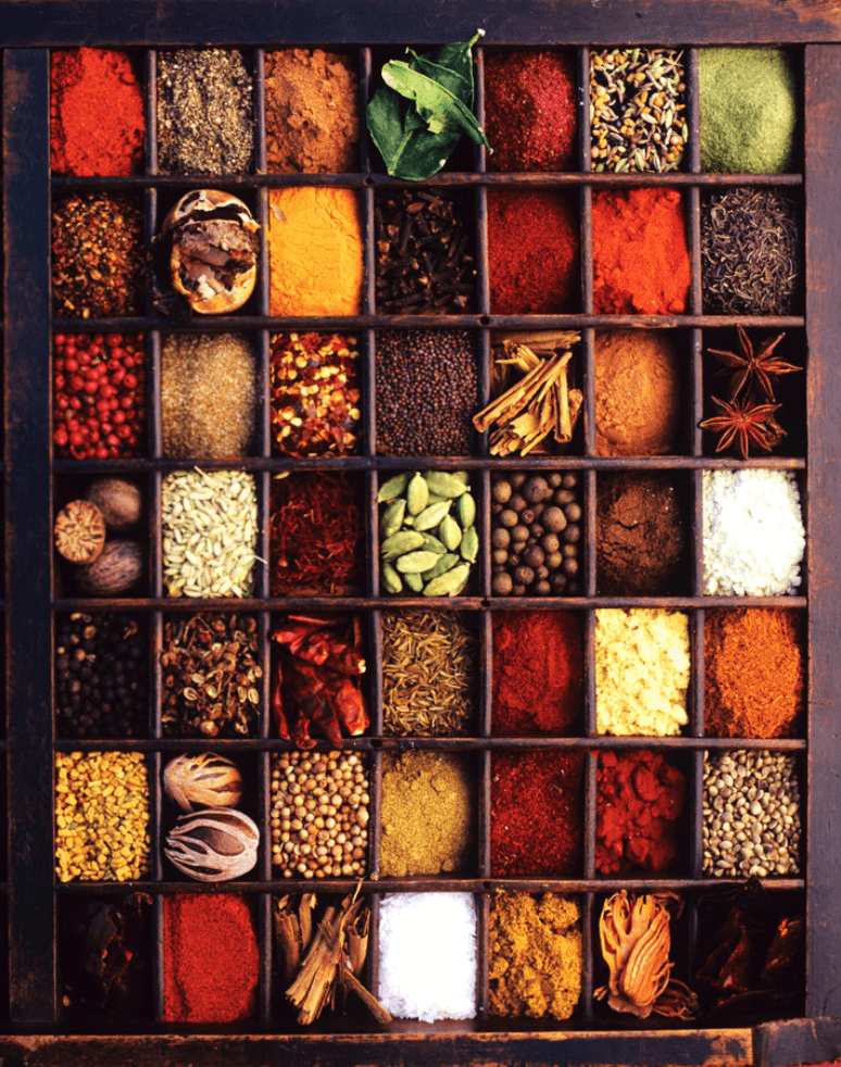 Spice box - David Loftus Print Shop