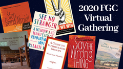 Gathering 2020 Virtual Bookstore
