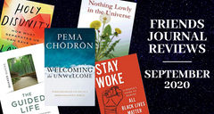 Friends Journal Picks: September 2020