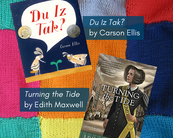 Book Musings featured titles this week are Du Iz Tak? and Turning the Tide. Buy them now on QuakerBooks.org!