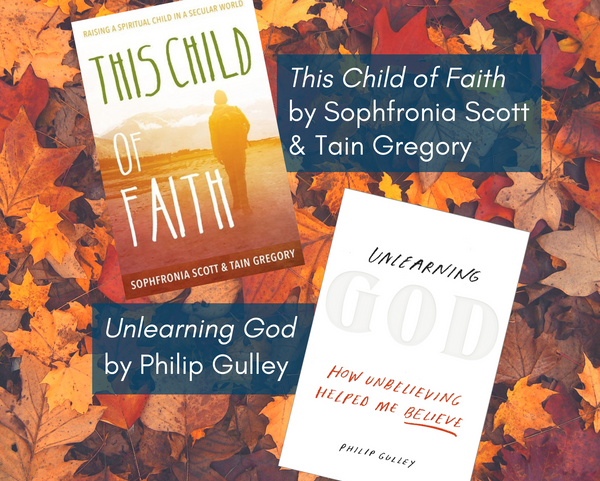 "Featured Titles ""This Child of Faith"" and ""Unlearning God"""