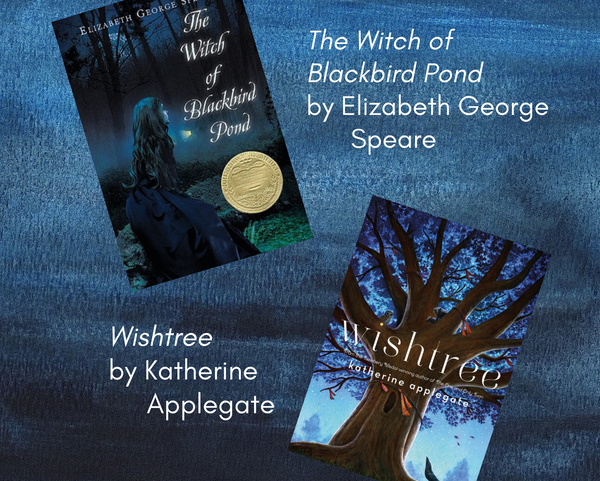 Book Musings featured titles for Halloween!