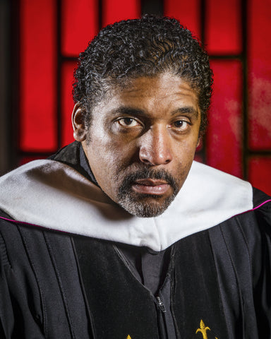 The Reverend Dr. William J. Barber II