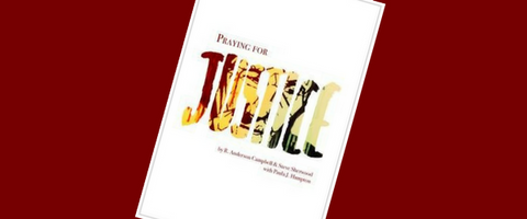 Cover of Praying for Justice by Anderson Campbell and Steve Sherwood