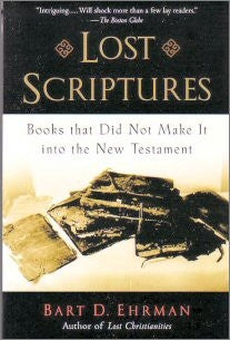 The Lost Scriptures