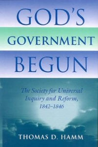 God'S Government Begun