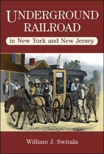 The Underground Railway in New York and New Jersey
