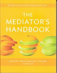 Mediators Handbook Revised  4th Edition