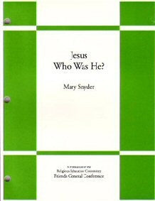 Jesus: who was He?