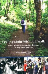 Feeling Light Within I Walk