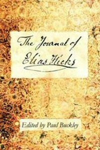 The Journal of Elias Hicks