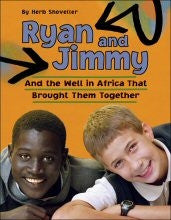 Ryan and Jimmy and the Well in Africa that Brought them together