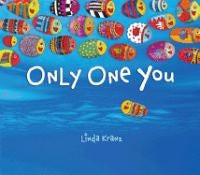 Only one you - Board Book