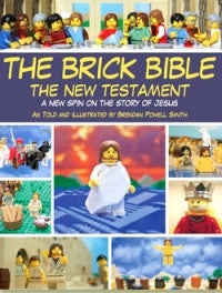 Brick Bible, The New Testament (Paperback)