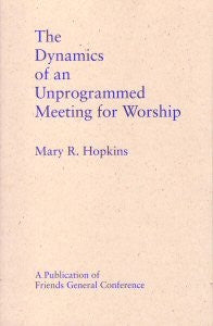 Dynamics of an Unprogrammed Meeting for