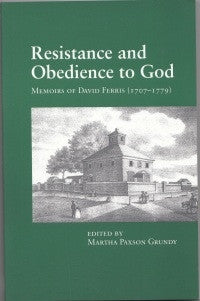 Resistance and Obedience to God (Paperback)